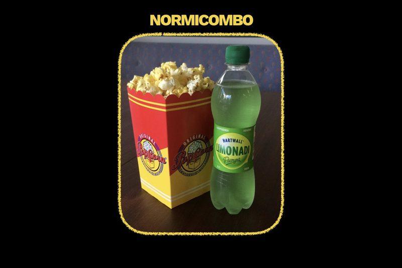 (02)  NORMI combo 5,00€