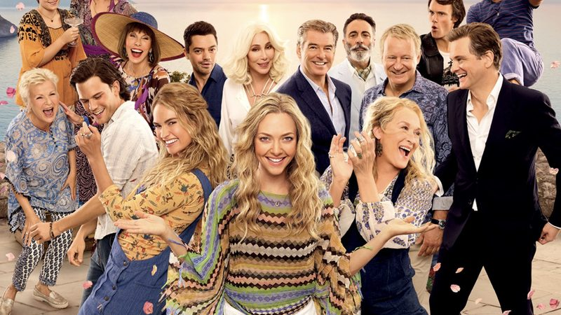 YKSITYISNÄYTÖS: Mamma Mia - Here We Go Again