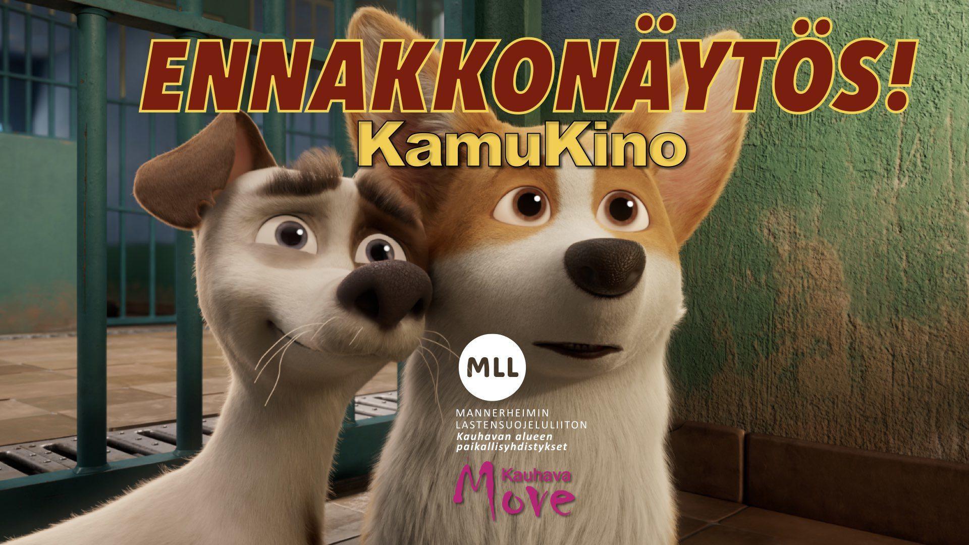 KamuKino: Corgi - Kuningattaren koiranpentu