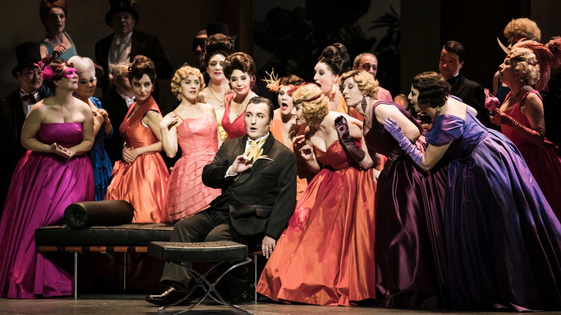 Oopperat, baletit ja konsertit